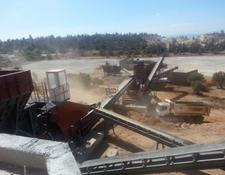 Fabo STATIONARY TYPE 250-300 T/H CRUSHING & SCREENING PLANT