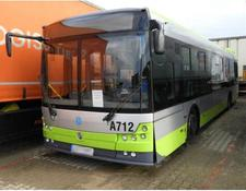 SOLBUS Solcity 12 LNG / Euro 6 / 26+1 seats / 136k km / 1 owner