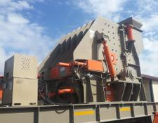 Constmach impact crusher SECONDARY IMPACT CRUSHER BRAND NEW, READY TO SHIPMENT