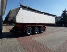 Blumhardt tipper semi-trailer x