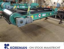 Lenoir BB1100mm Perm. Magnetic Conveyor Belt