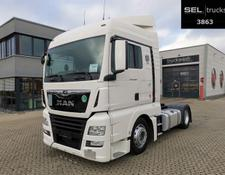 MAN TGX 18.500 / ZF Intarder / ADR / German