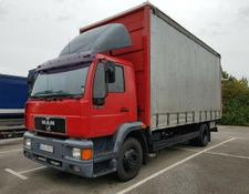 MAN 14.224 LLC Pritschenwagen ´´´TOP Condition´´