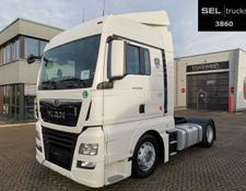 MAN TGX 18.500 / ZF Int. / ADR / Standkl. / German