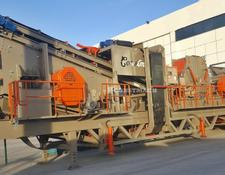 Constmach 50 tph CAPACITY MOBILE CRUSHING PLANT FOR SALE