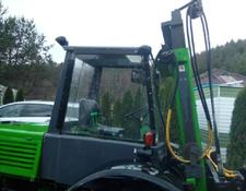 Manitou forklift 4X4