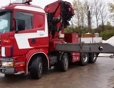 Scania tractor unit 124G