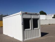 Containex Bürocontainer, Aufenthaltscontainer, Schlafcontainer MIETEN