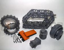 Spare parts for all types of cold milling machines