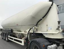 Spitzer food tank trailer SF 2755/4P