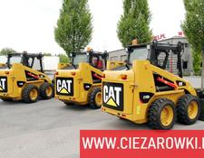 Caterpillar 216B3 3 Units for sale - like new ! low mileage