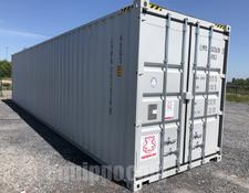 --- UNUSED 40' High Cube Multi-Door Container