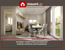 Mount Up Mobil-Home / Housing container  PANORAMIC – RANGE I