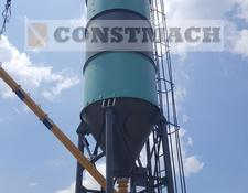 Constmach 50 TONNES CAPACITY WELDED TYPE CEMENT SILO, READY FROM STOCK