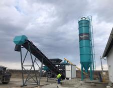 Constmach 50 TONNES CAPACITY WELDED TYPE CEMENT SILO, READY FOR DELIVERY