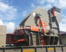 Constmach impact crusher CSI-1210 SECONDARY IMPACT CRUSHER – 100 tph CAPACITY