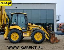 Komatsu backhoe loader WB 93 | JCB 4CX CAT 434 444 NEW HOLLAND 115 CAS E 695