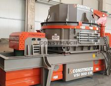 Constmach impact crusher Vertical Shaft Crusher Supplier For Sale | At High Capacity And