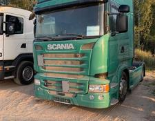 Scania tractor unit R410 Highline Streamline Mega ADR