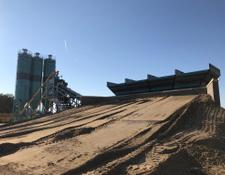Constmach concrete plant DELIVERY FROM STOCK! MOBILE CONCRETE PLANT, 120 m3/h CAPACITY
